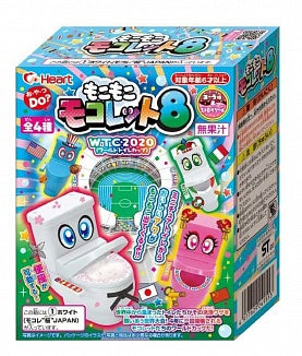 Moko Moko Mokolet Toilet Foaming Candy DIY Kit