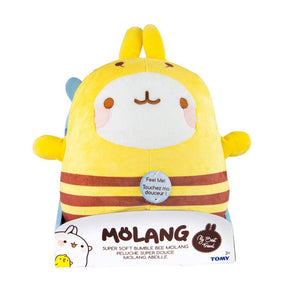 Molang Super Soft Plush - Bumble Bee Molang