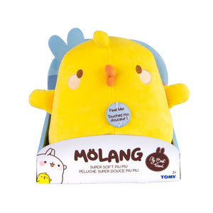 Molang Super Soft Plush - Piu Piu