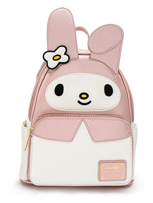 My Melody Loungefly Sanrio Mini Backpack Bags & Wallets - Sweetie Kawaii