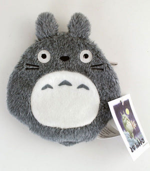 Studio Ghibli My Neighbour Totoro Plush Coin Purse