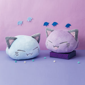 Furyu Vampire Bat Nemuneko Cat Pillow Plush