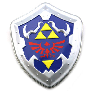 Nintendo Legend of Zelda Hylian Shield Candy Tin