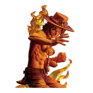 One Piece Stampede Posing Series Statue Portgas D. Ace Collectables - Sweetie Kawaii