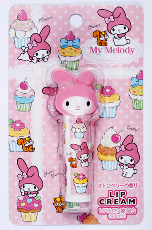 Pieras Sanrio My Melody Strawberry Lip Balm