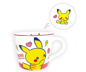 Pikachu Girly Collection Pokemon Cup (Japanese Exclusive) Homeware & Kitchen - Sweetie Kawaii