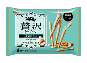 Pocky Zeitaku Jitate Almond Milk Biscuit Sticks