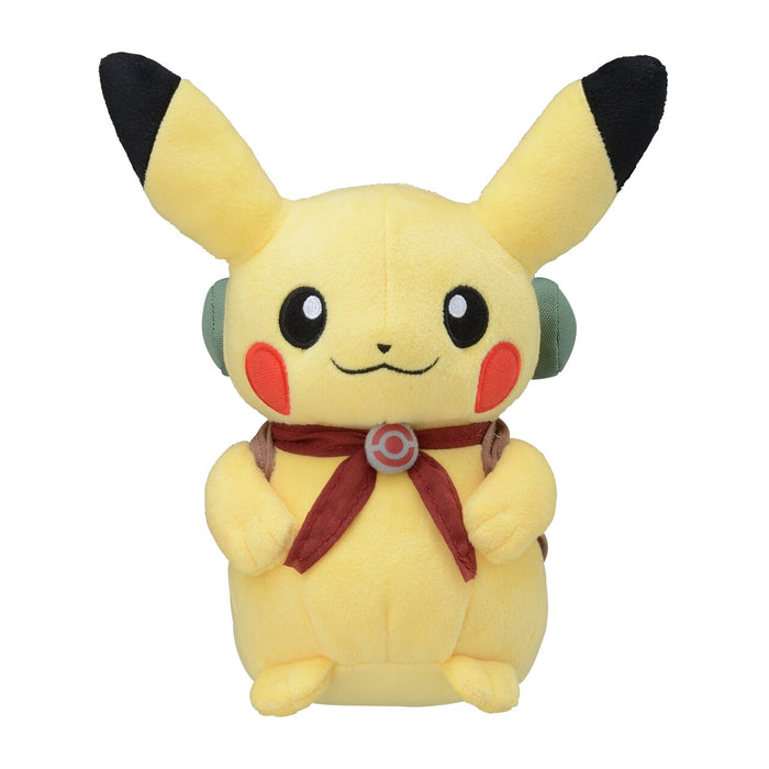 Pokemon Center Original Plush Pikachu Adventure Plush Figure