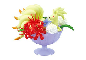 Re-ment Pokemon Floral Cup Collection 2 Rement Figures - Sweetie Kawaii