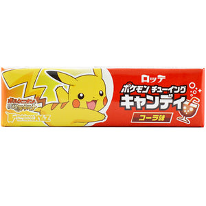 Pokemon Cola Flavoured Chewing Candy Japanese Candy & Snacks - Sweetie Kawaii