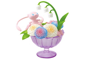 Re-ment Pokemon Floral Cup Rement Figures - Sweetie Kawaii