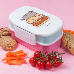 Pusheen the Cat Bento Box Lunch Box