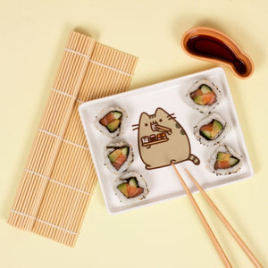 Pusheen the Cat Sushi Set