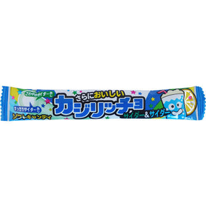 Kajiriccho Soda Rope Soft Candy Japanese Candy & Snacks - Sweetie Kawaii