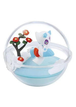 Re-ment Pokemon Terrarium Collection Four Seasons