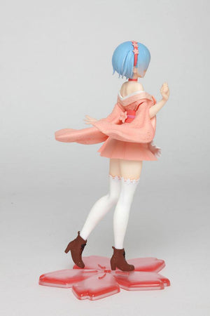 Re: Zero Rem Sakura Cherry Blossom Ver. PVC Figure Collectables - Sweetie Kawaii