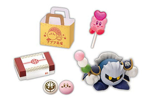 Re-ment Kirby Japanese Tea House Rement Figures - Sweetie Kawaii