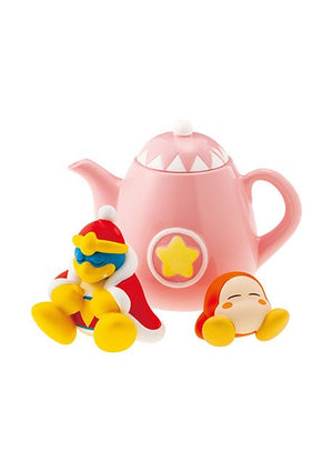 Re-ment Kirby Sweet Tea Time Rement Figures - Sweetie Kawaii