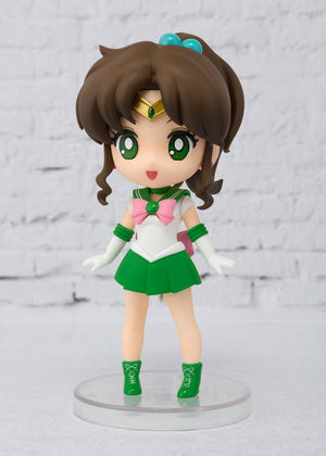 Sailor Moon Figuarts Mini Action Figure - Sailor Jupiter Collectables - Sweetie Kawaii