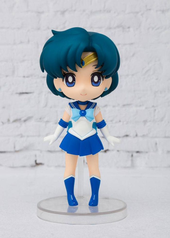 Sailor Moon Figuarts Mini Action Figure - Sailor Mercury