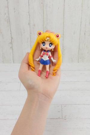 Sailor Moon Figuarts Mini Action Figure - Sailor Moon Collectables - Sweetie Kawaii