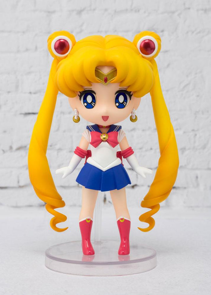 Sailor Moon Figuarts Mini Action Figure - Sailor Moon