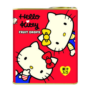 Hello Kitty Fruit Drop Candy Tin