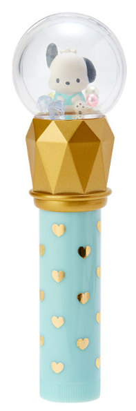 Sanrio Snow Globe Citrus Lip Cream - Pochacco