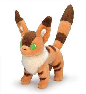 Studio Ghibli Nausicaä of the Valley of the Wind & Laputa: Castle in the Sky Fox Squirrel Plush