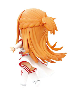 Sword Art Online Asuna Puchieete Statue Knights of the Blood Figure