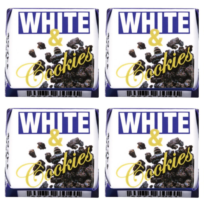 Tirol Choco Whites & Cookies Chocolate