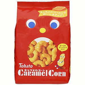 Tohato Caramel Corn Bites Japanese Candy & Snacks - Sweetie Kawaii