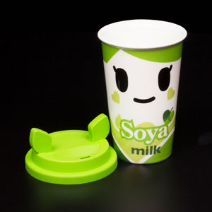 Tokidoki Soya Milk Character Ceramic Travel Mug