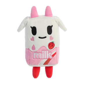 Tokidoki Strawberry Milk Plush Figure