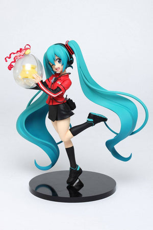 Vocaloid PVC Statue Hatsune Miku x Taito Game Station Arcade Uniform Ver. Figure