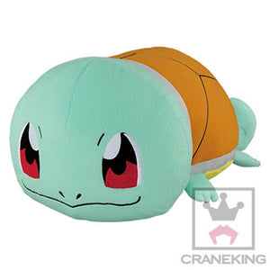 Banpresto Kokorin Tomodachi Series Crane King Squirtle Pokemon Plush (Japanese Exclusive) Plush - Sweetie Kawaii