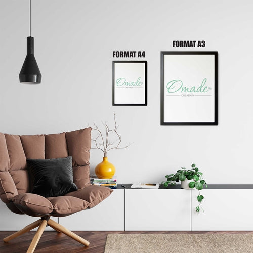 Affiche anniversaire Collection Marin