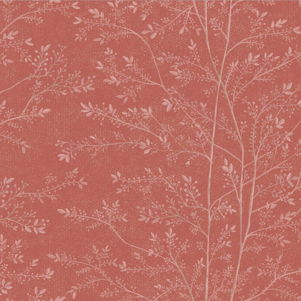 Winter in the Cherry Tree. Customizable and in various colors. Peel and stick wherever you want