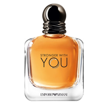 Stronger With YOU Eau De Toilette 100 ml. - Emporio Armani