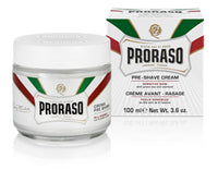 Pre-Shave Cream Sensitive Skin - Proraso