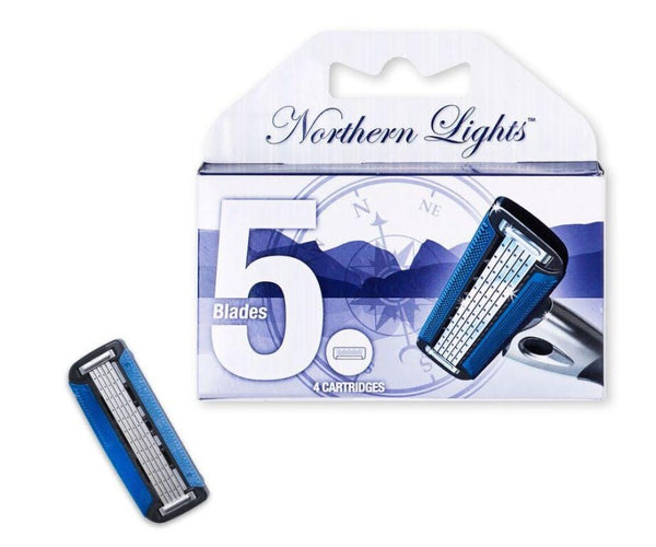 4-Pack Blades - Northern Lights
