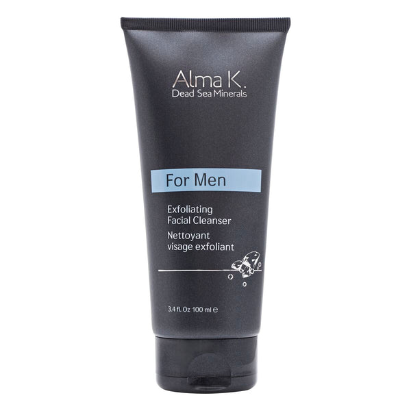 Exfoliating Facial Cleanser - Alma K