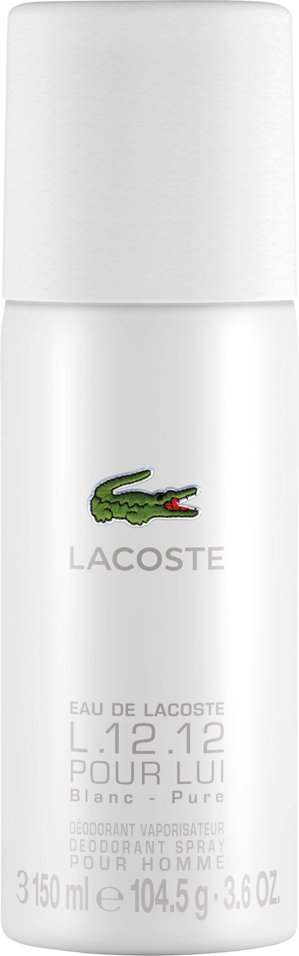 L.12.12 Deodorant Spray 150 ml. - Lacoste