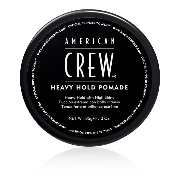 Heavy Hold Pomade – American Crew