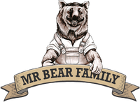 Shaving Oil - Mr. Bear Family