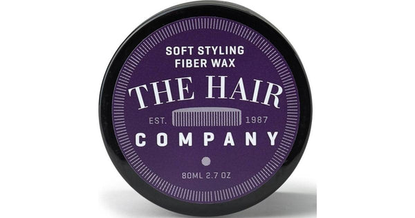 Soft Styling Fiber Wax - The Hair Company