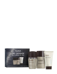 Dry Defense Skin Collection For Men - AHAVA