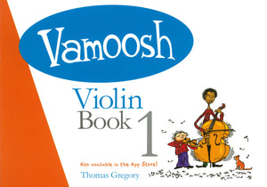 Vamoosh Violin Book 1, Video No. 23: A String Hoedown (MP4)