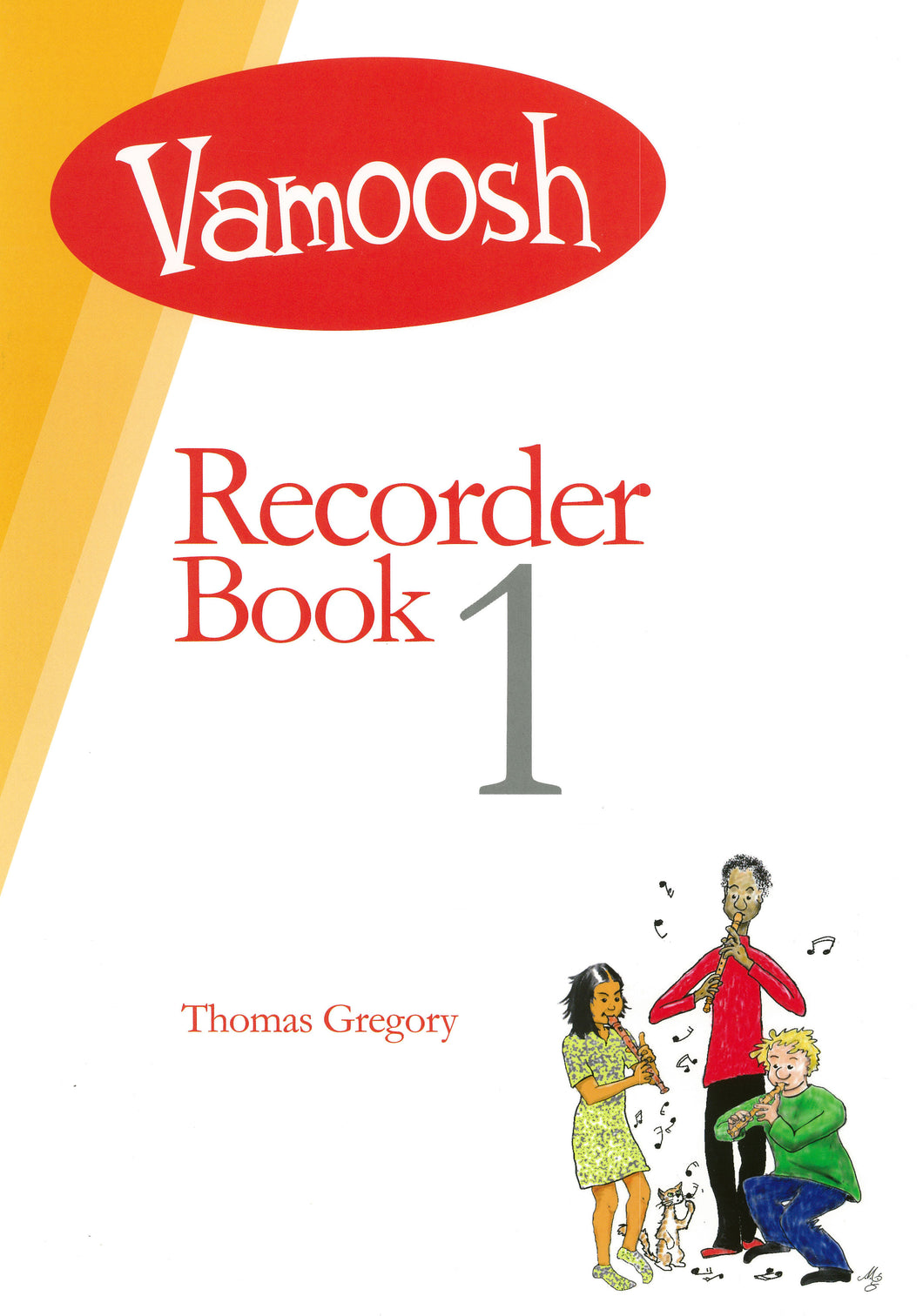Vamoosh Recorder Book 1, Videos 1 to 26 complete (zipped MP4 files: 1.1GB)