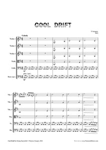 Cool Drift (PDF) by Thomas Gregory